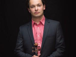 Yevgeny Kutik Makes Solo Debut with Minnesota Sinfonia - Mendelssohn's Violin Concerto in D minor
