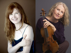 Stenberg Cahill Duo Gives Virtual Premieres by Mary Watkins and Ronald Bruce Smith