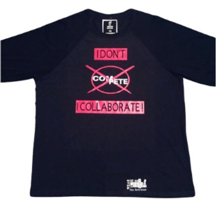 "Unisex ""No Compete All Black"" T-Shirt"