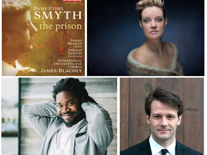First recording of Dame Ethel Smyth's 1930 symphony The Prison to be released on Chandos Records
