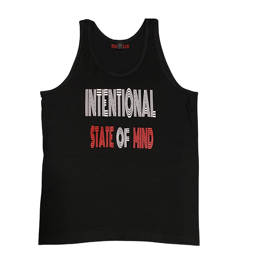 Intentional State Of Mind Unisex Tank