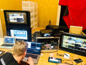 Behind the scenes of QChamberStream's World-Class Live Streaming Technology