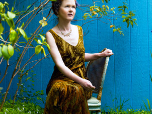 Sarah Cahill performs Fujieda's Patterns of Plants all day for 5 days at Noguchi Museum
