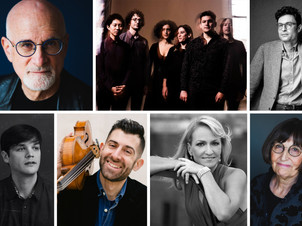 Oct 13: Composer Robert Sirota celebrates Sirota@70 at Merkin Hall