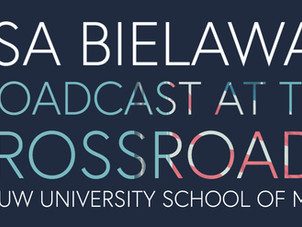 Broadcast at the Crossroads by Lisa Bielawa - Online World Premiere on April 2, 2021