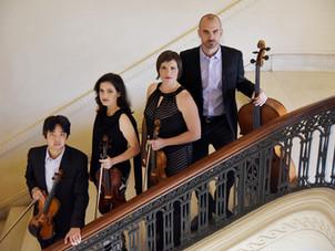Jupiter String Quartet Makes Debut with Chamber Music Northwest in July