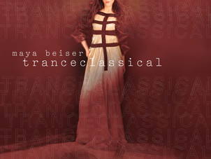 Announcing Maya Beiser's New Album TranceClassical - out July 29