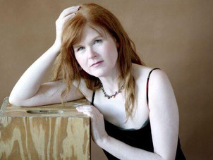 """""""Acclaimed pianist Sarah Cahill makes thorny music inviting"""" - The San Diego Union Tribune"""