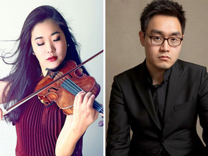 Violinist Kristin Lee brings Americana program to East Carolina University - Jan 25