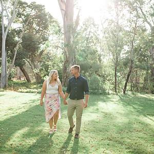 Sarah & Brian Engagement