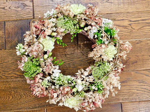 "Divalogical 14"" 100% biodegradable wreath base (pack of 2)"