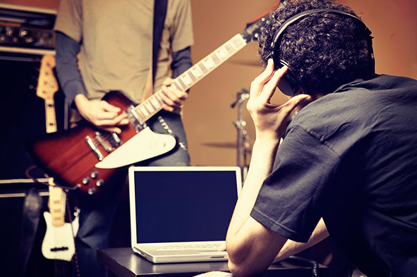What's in a song? A step-by-step guide to creating music