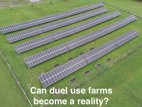 Can dual use farms become a reality?