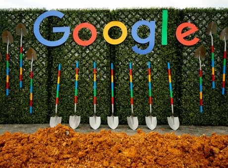 Google data centers will be powered by Solar