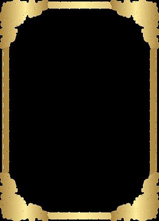 Gold_Border_Frame_Transparent_Clip_Art_I