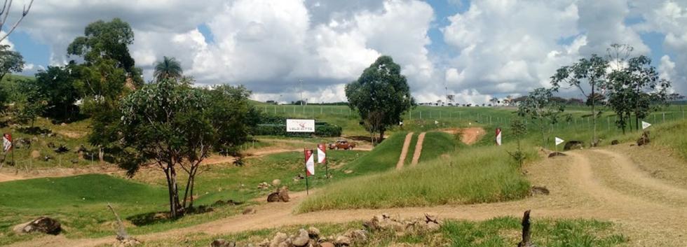 Vista geral do Circuito de Off Road