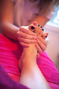 massage thaï des pieds beauvais