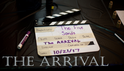 The Arrival Event