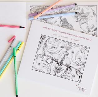 Cahier à colorier