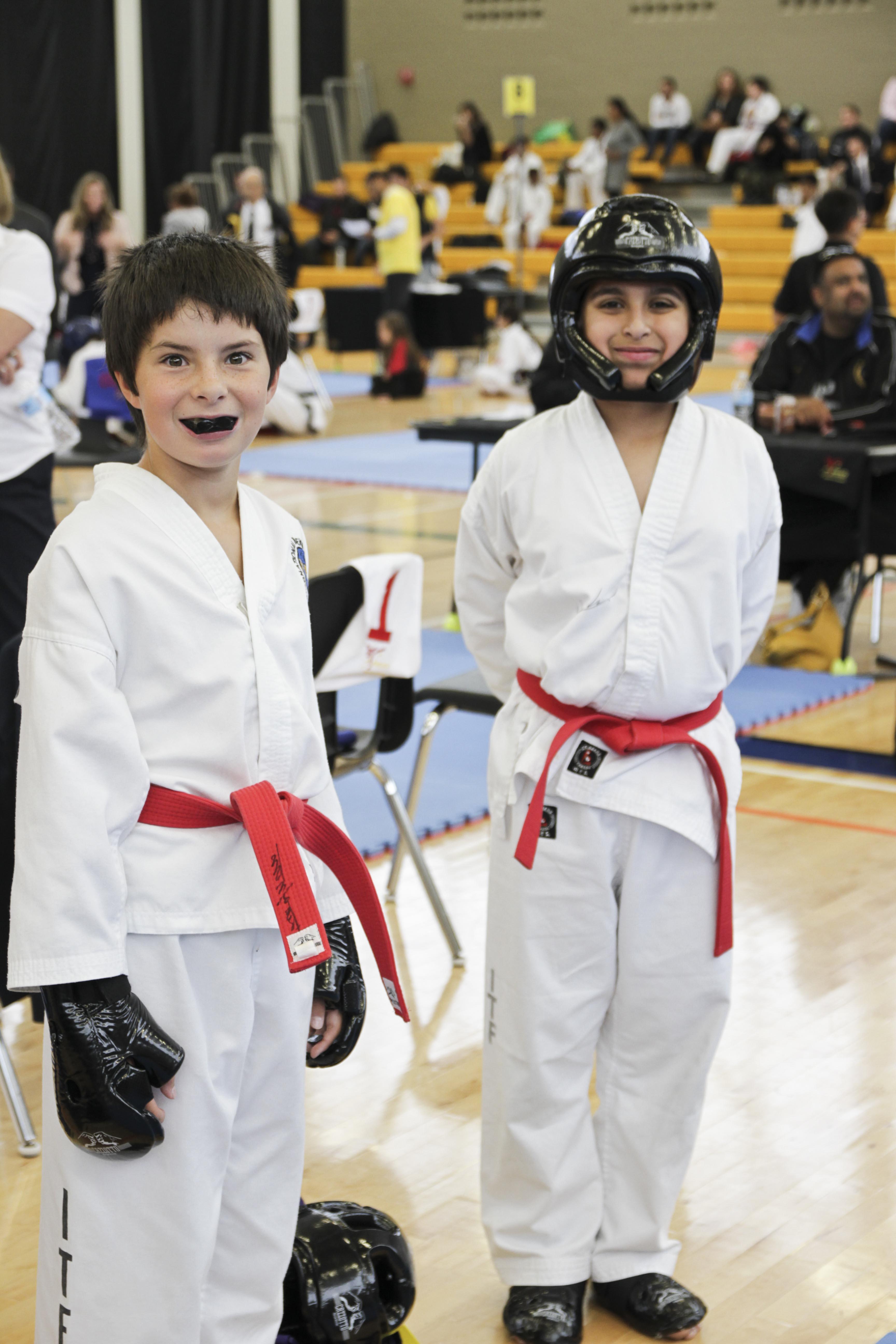 Troy Panelli & Yazeed Hawash