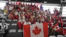 Team Canada 2014 World Championships