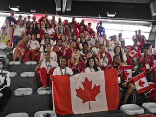 Team Canada 2014 World Championships