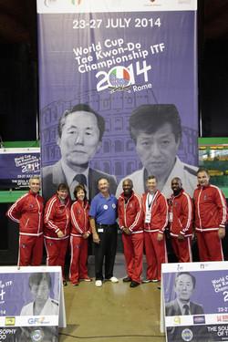 Team Canada Coaches/Officials