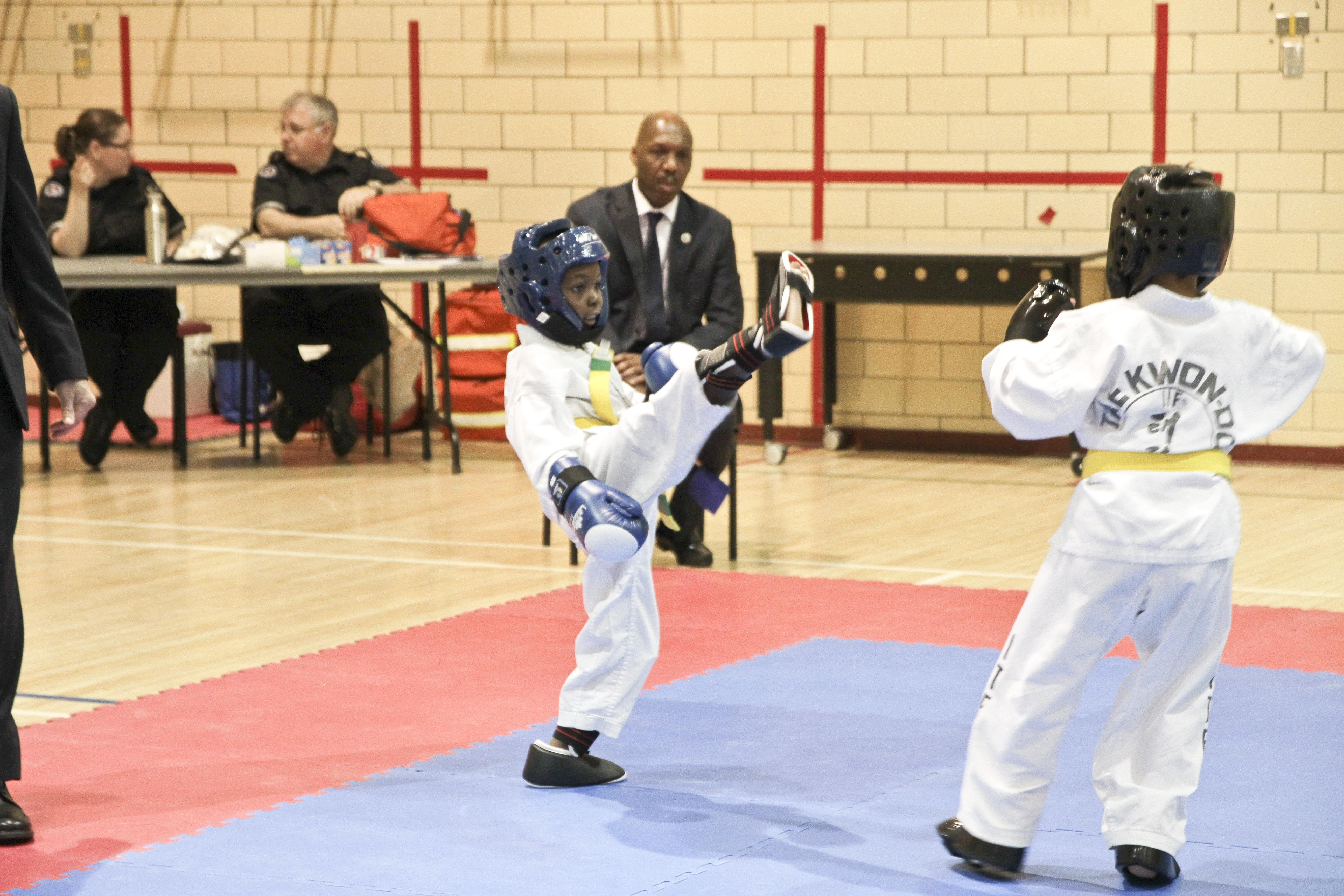 Q. Ricketts Sparring 4