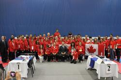 2012 World Champioships - Ottawa