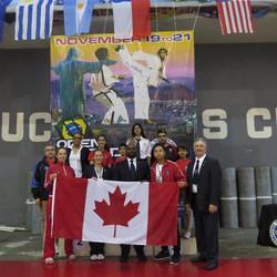 ITF World Cup 2015 - Brazil