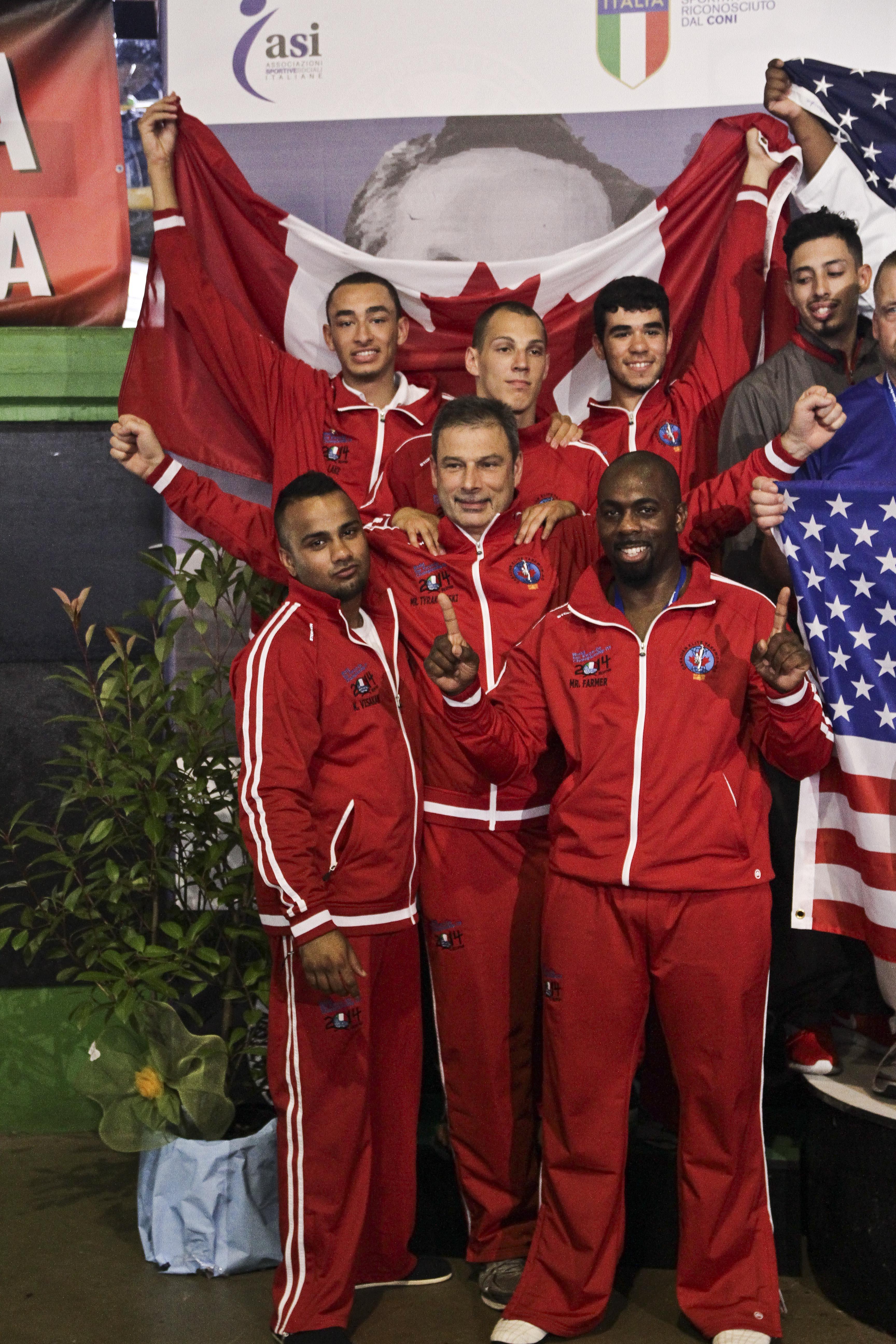 Mens Team - Silver Medalist
