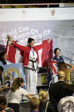 Ms. Lake - 2 X World Champion