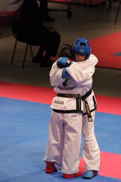 Marina Keryakoss - Sportsmanship