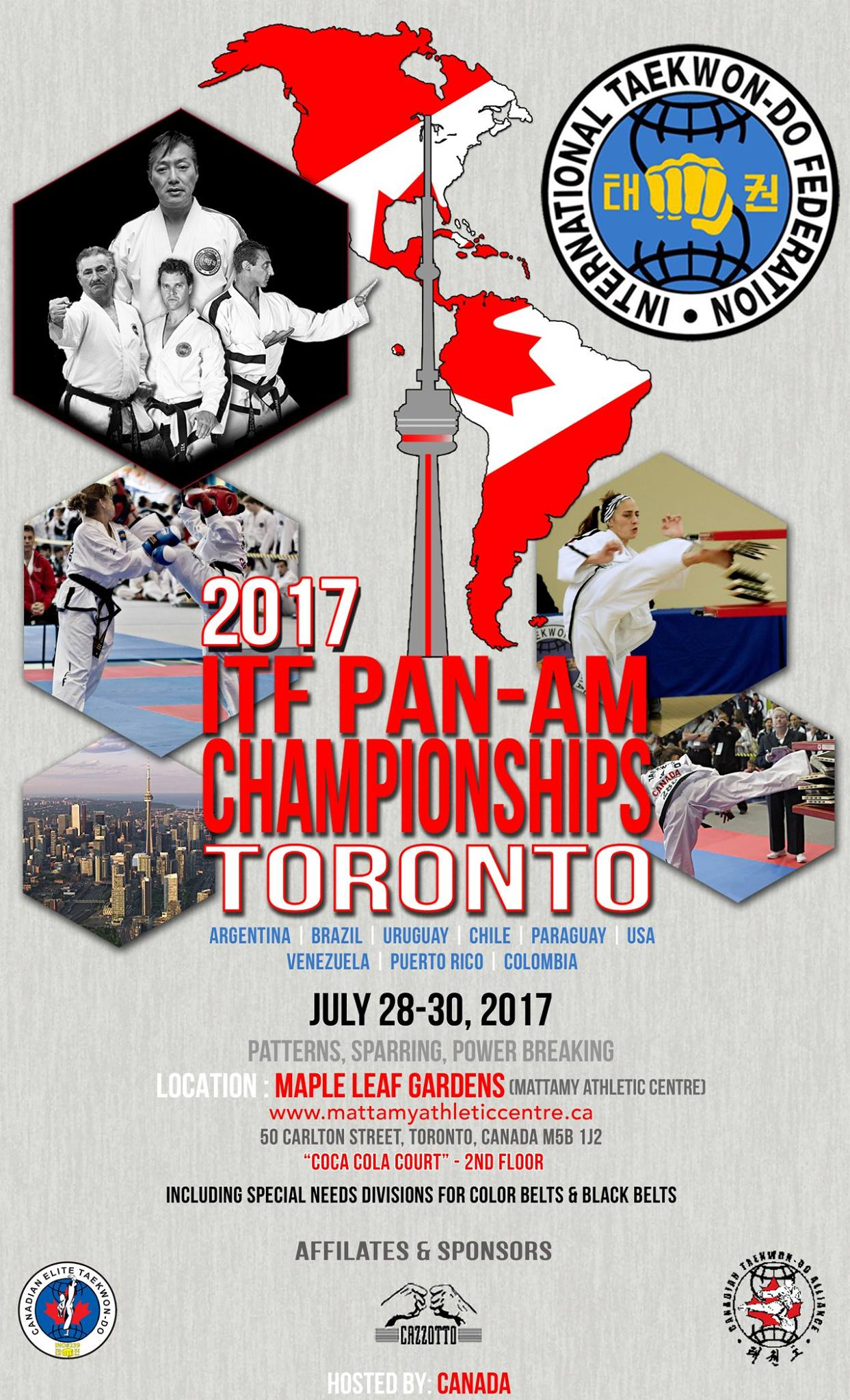 ITF PAN-AM CHAMPIONSHIPS 2017