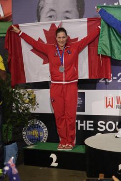 Ms. Lake - Silver Medalist - Power