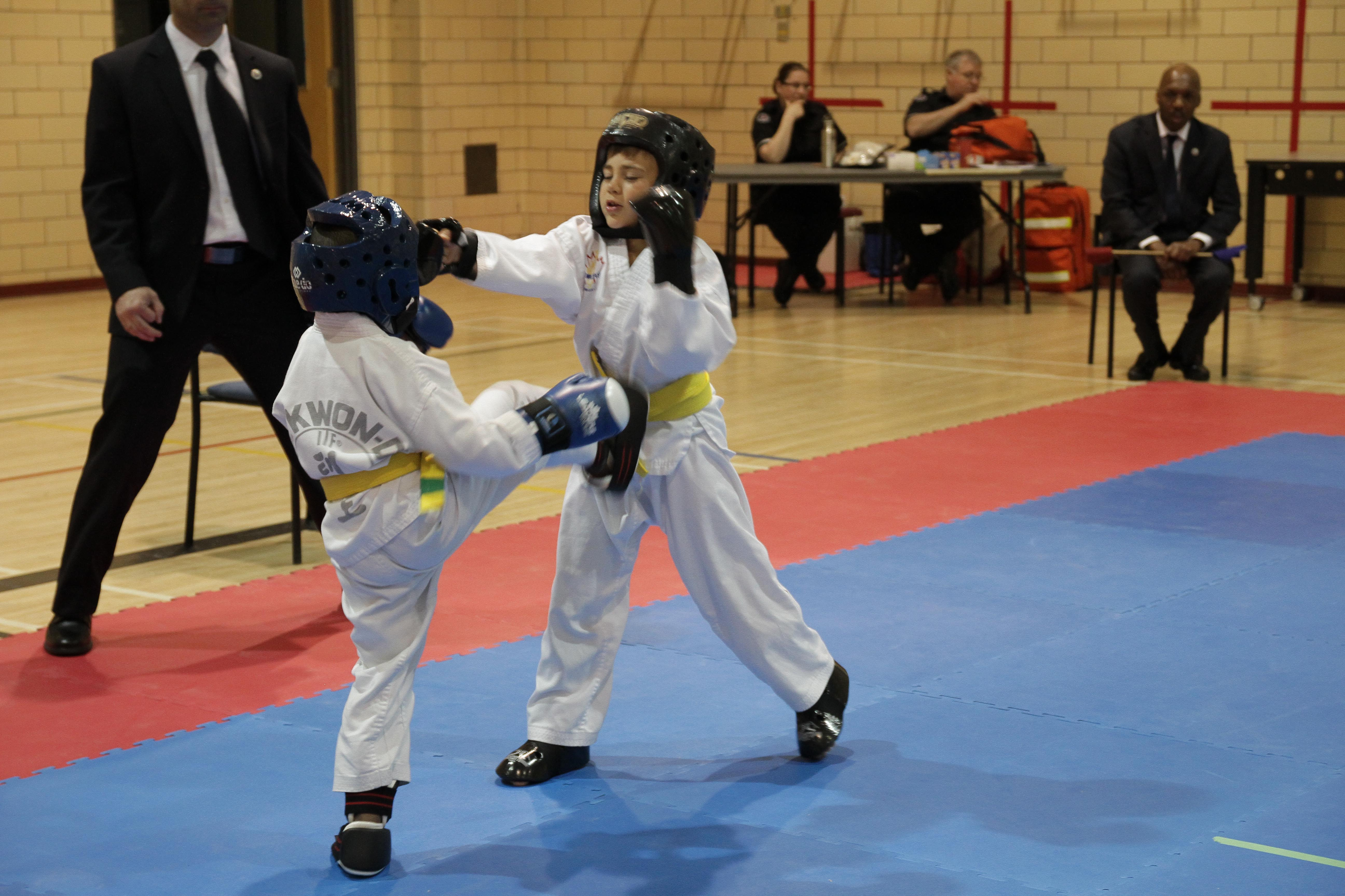 Q. Ricketts Sparring 3