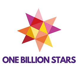 One Billion Stars. Using the power of star weaving to promote non violence and building more connected and resilient communities.