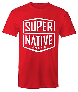 Super Native Unlimited tees