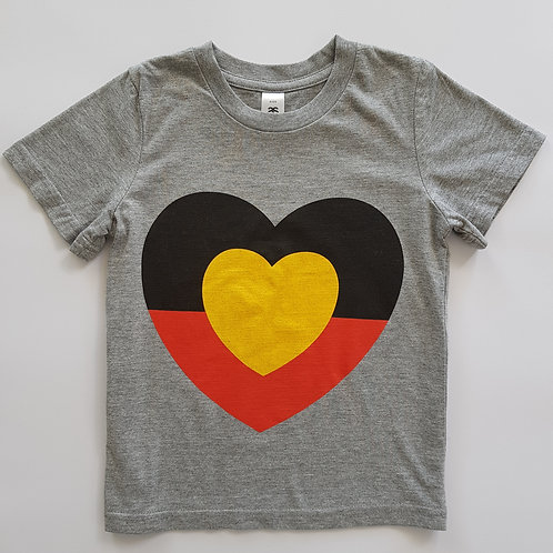 Child. Love Heart tee