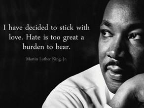 Dr King & Australia's National Day 2020