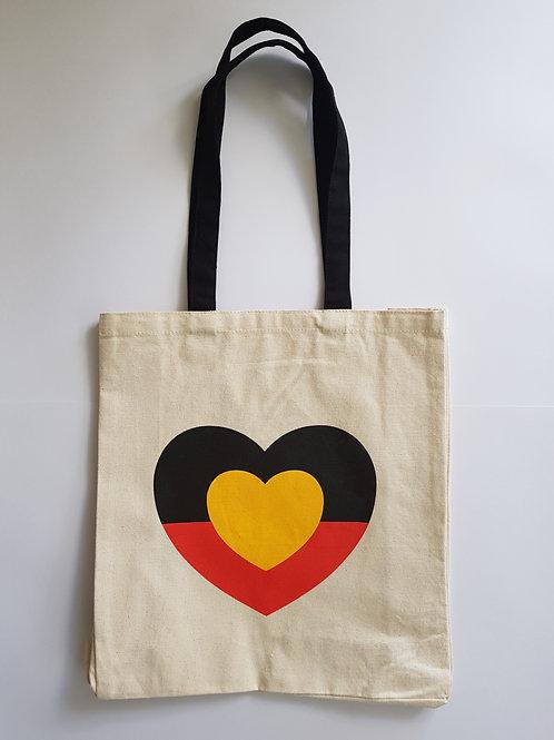 Tote. Love Heart