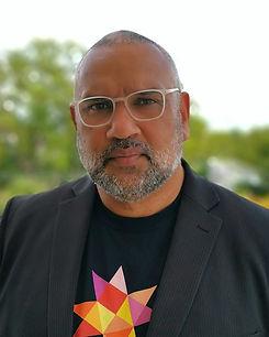 Mark Yettica-Paulson. SNU chief & co-founder