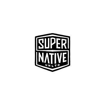 Super Native Unlimited. Creative Natives