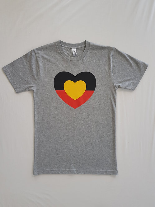 Adult. Love Heart tee