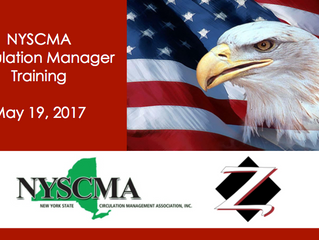 NYSCMA Circulation Manager Training
