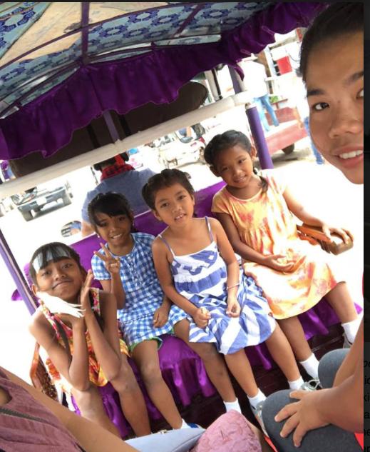 Class Trip to Siem Reip