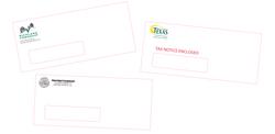 Township Envelopes