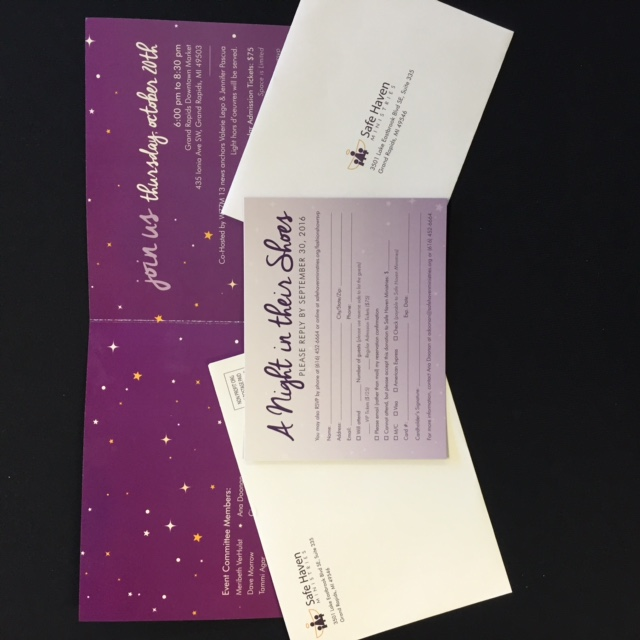 Invitation Printing and Mailing