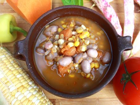 Chilean Summer Beans (Porotos Granados)