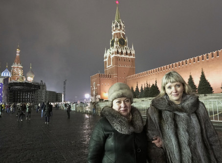 """In development: documentary """"Silent Force of Russia"""""""